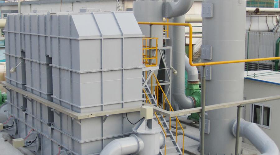RCO蓄热式催化燃烧装置