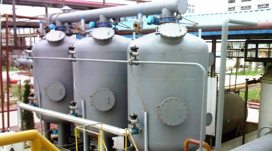 VOC活性炭吸附回收
